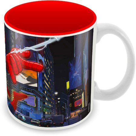 Marvel Ultimate Spider-Man Ceramic Mug