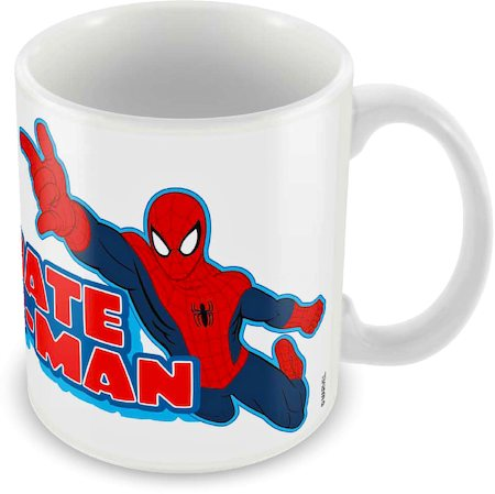 Marvel Ultimate Spider-Man Action Ceramic Mug