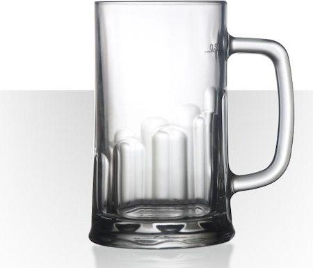 Velik Tudor Beer Mug, 415 ml - set of 3