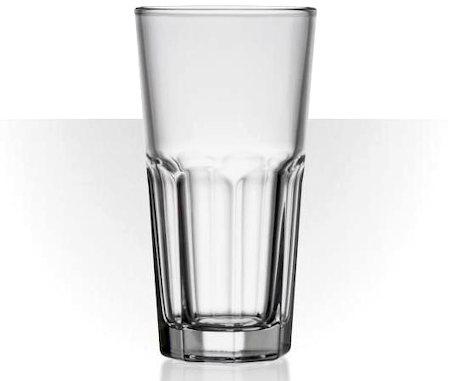 Velik Max Stackable Water Glass, 390 ml - set of 6