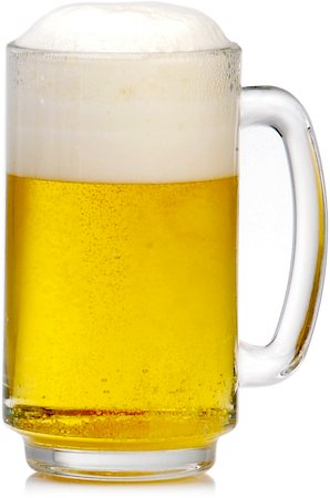Ocean Playboy Beer Mug, 357 ml - set of 6