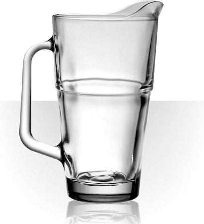Velik Impilabile Glass Jug, 1.25 l