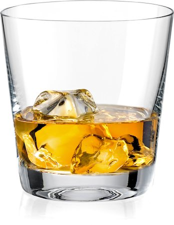 Bohemia Crystal Jive Whiskey Glass, 330 ml - set of 6