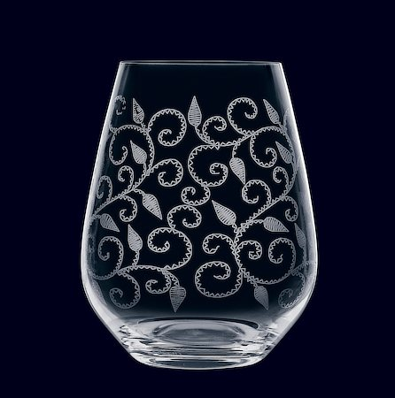 Nachtmann Delight Round Bottom Whisky Glass, 460 ml - set of 2