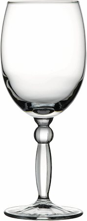 Pasabahce Step Stemware Water Glass, 300 ml - set of 6