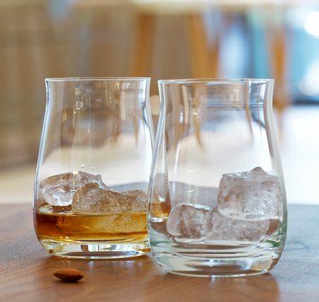 Spiegelau Single Barrel Bourbon Crystal Whiskey Glass, 340 ml - set of 2