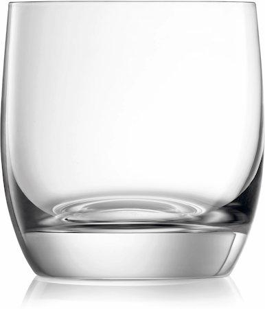 Lucaris Shanghai Soul Double Rock Glass, 340 ml - set of 6