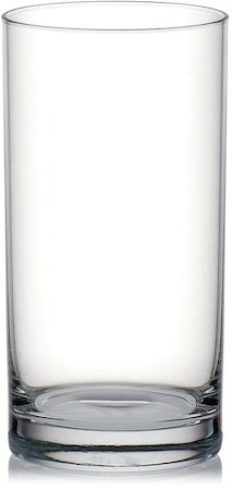 Ocean Fin Line Glass, 280 ml - set of 6