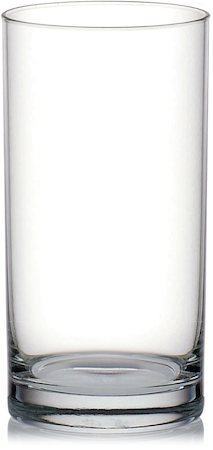 Ocean Fin Line Glass, 280 ml - set of 6