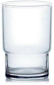 Ocean Stack Refreshing Drink Glass, 245 ml - set of 6