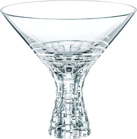 Nachtmann Dancing Stars Bossa Nova Martini Cocktail Glass, 340 ml - set of 2