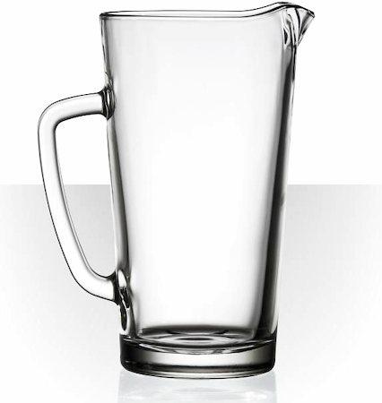 Velik Friends Glass Jug - Large, 1.7 l
