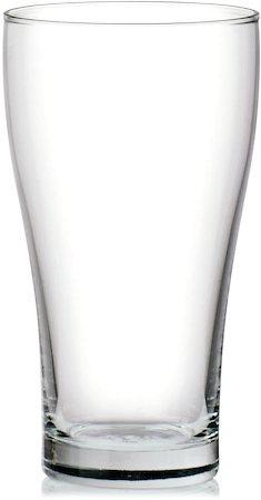 Ocean Conical Super Beer Glass, 425 ml - set of 6