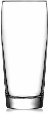 Lyra Bardy Beer Glass, 370 ml - set of 6