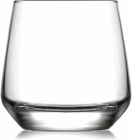 Lyra Lal Water Glass, 240 ml - set of 6