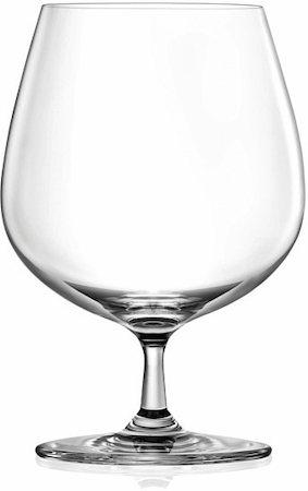 Lucaris Shanghai Soul Cognac Glass, 650 ml - set of 6