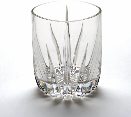 Nachtmann Espirit Lead Crystal Whisky Tumbler, 365 ml - set of 6