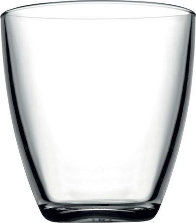 Pasabahce Aqua Water Tumbler, 285 ml - set of 6