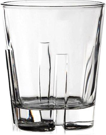 Lyra Cross DOF Whiskey Glass, 320 ml - set of 6