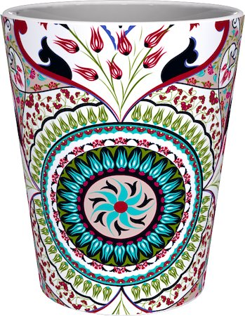 Kolorobia Elegant Turkish Shot Glass, 30 ml - set of 2