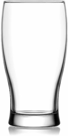 Lyra Belek Beer Glass, 380 ml - set of 6