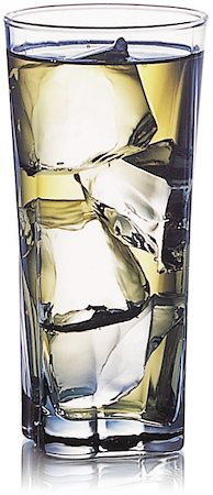 Ocean Capri Long Drink Glass, 400 ml - set of 6