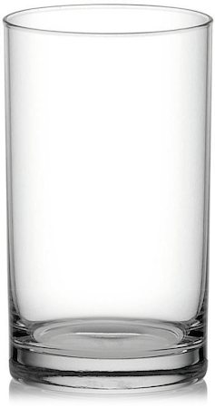 Ocean Long Cool High Ball Glass, 245 ml - set of 6