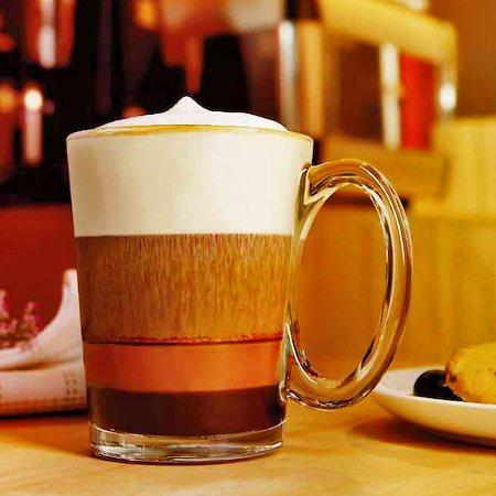 Ocean Nouveau Coffee Mug, 320 ml - set of 6