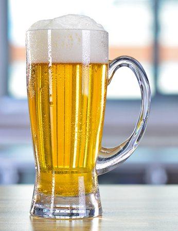 Spiegelau Beer Stein Refresh Crystal Beer Mug, 620 ml