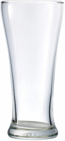 Ocean Pilsner Beer Glass, 400 ml - set of 6