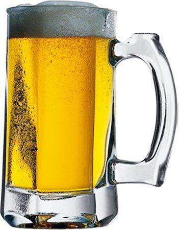 Pasabahce Pub Tempo Beer Mug, 355 ml - set of 2
