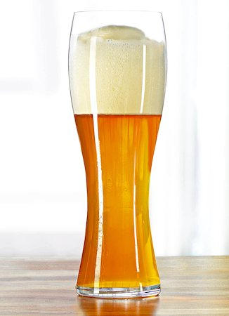 Spiegelau Beer Classics Wheat Beer Glass, 700 ml - set of 2