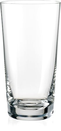 Bohemia Crystal Jive Water Glass, 480 ml - set of 6