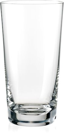 Bohemia Crystal Jive Water Glass, 400 ml - set of 6